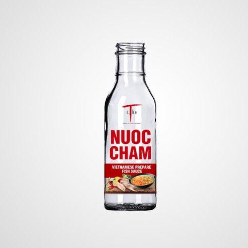 Label design for Vietnamese Prepared Fish Sauce.