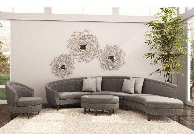 Canape Demi Lune Et Canape Rond 55 Designs Spectaculaires