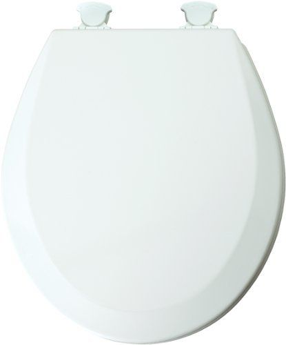 Mayfair 46ecdg 000 Molded Wood Toilet Seat With Lift Off Hinges