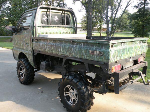 mitsubishi mini truck google search truk pinterest. Black Bedroom Furniture Sets. Home Design Ideas