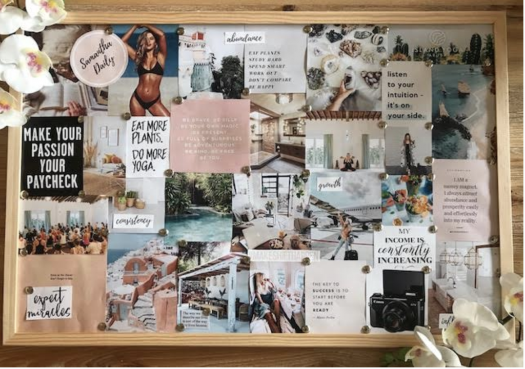 49+ Vision board manifestation stories ideas in 2021