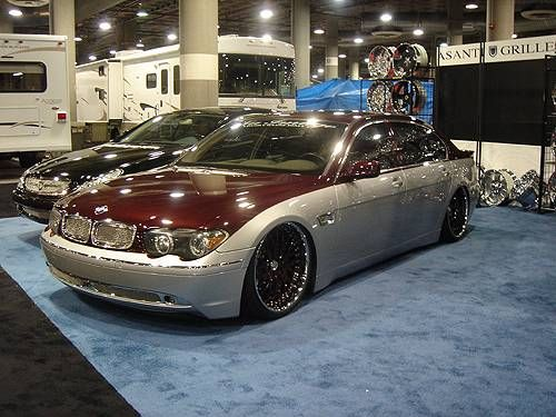2003 BMW 745li 29,500 100138603 Custom Show Car