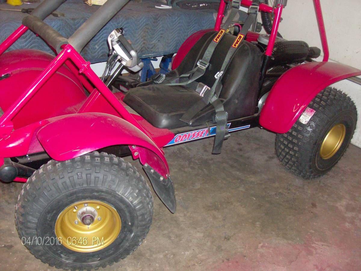 1984 Honda Odyssey ATV FL250 For Sale in Okmulgee, OK ...