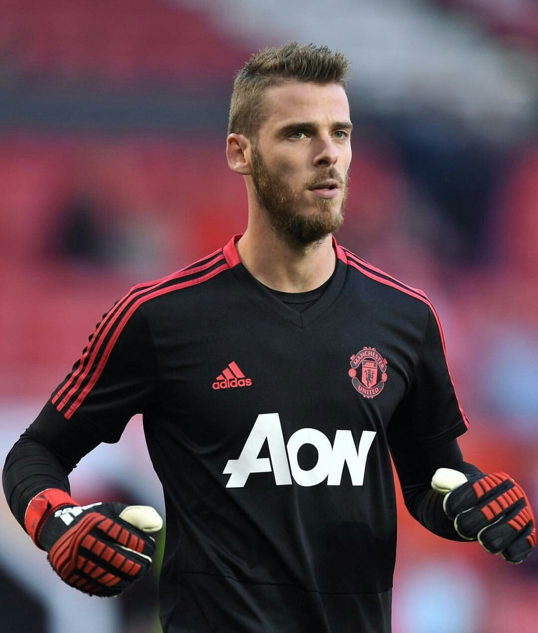the latest ffd70 c51a2 David De Gea | Manchester United | Manchester United ...
