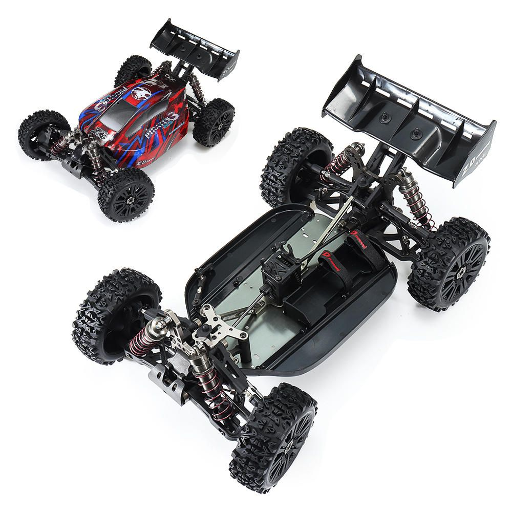 Zd Pirates3 Bx 8e 1 8 4wd Brushless 2 4g Rc Car Frame Electric Vehicle Model Rc Vehicles From Toys Hobbies And Robot On Banggood Com In 2020 Car Frames Rc Cars Buggy
