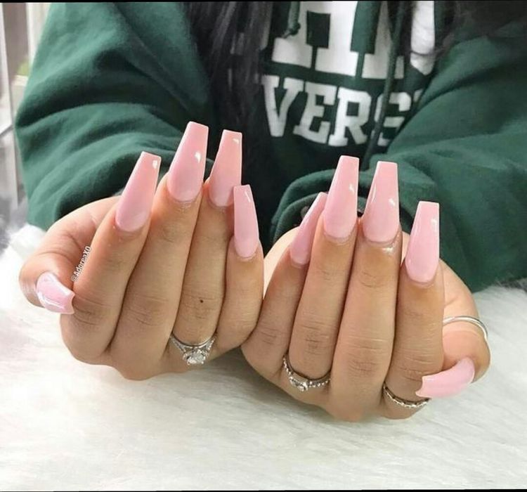 ariananicolexo   N a i l s✨   Pinterest   Nail inspo, Nail nail and ...