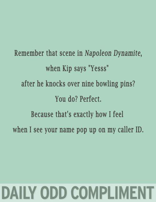 """""""Napoleon Dynamite"""""""