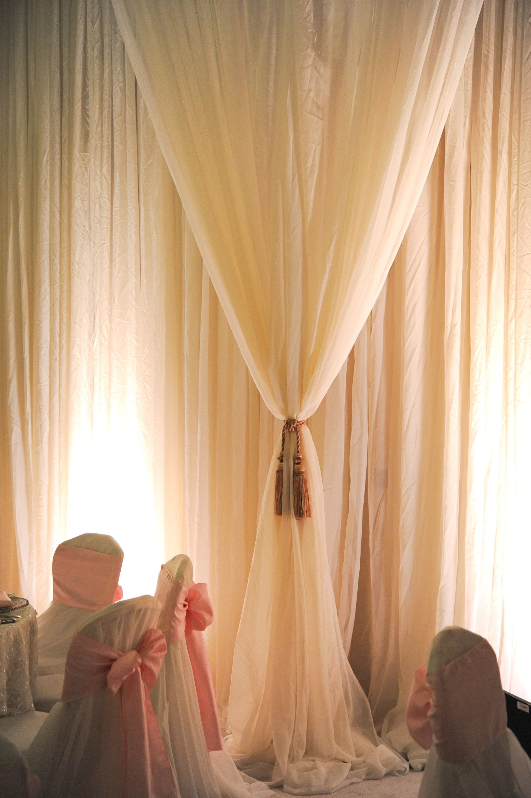 Draping Curtains Pin By Events By Show Stoppers On Draping