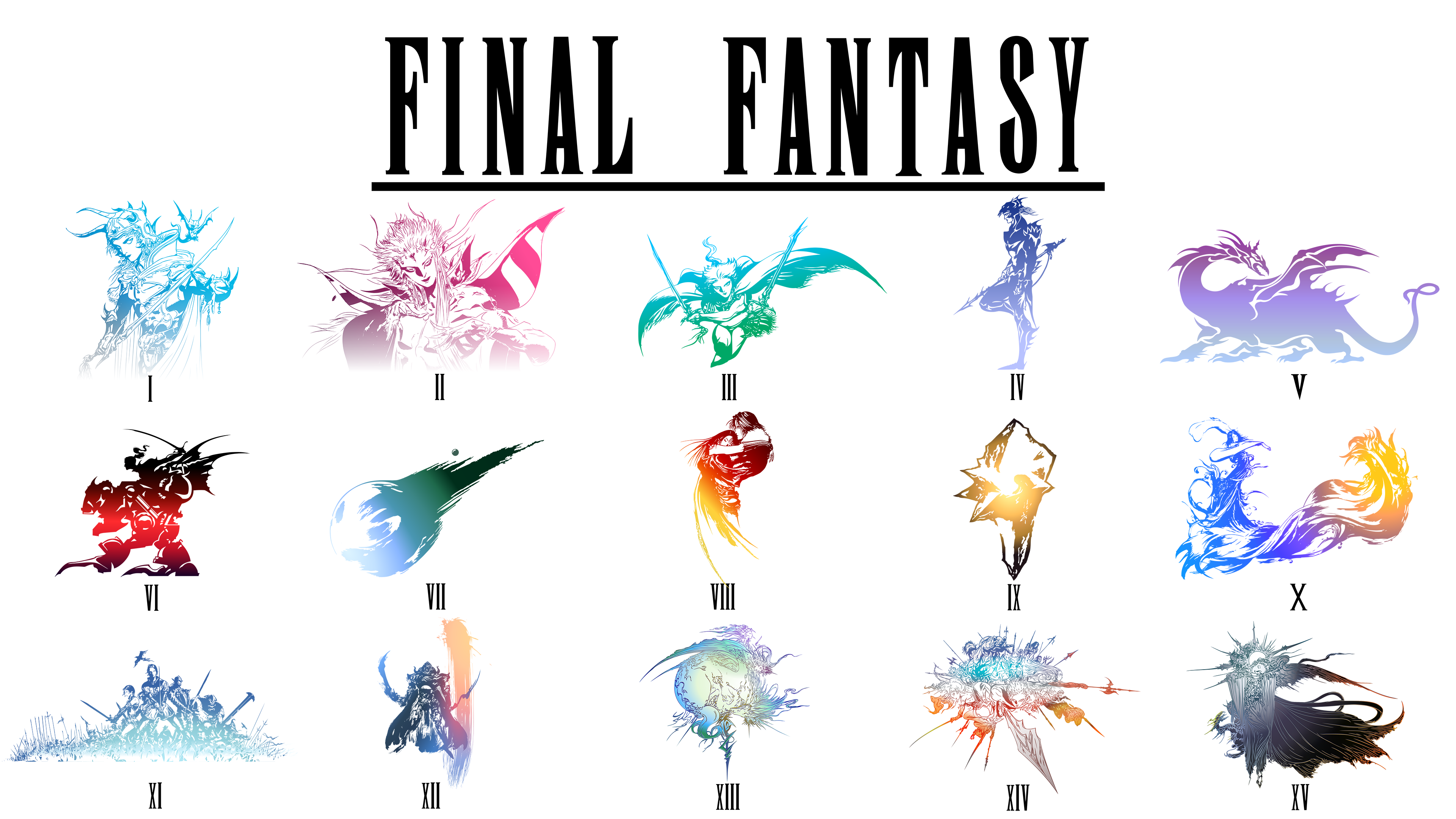 final fantasy logo Buscar con Google