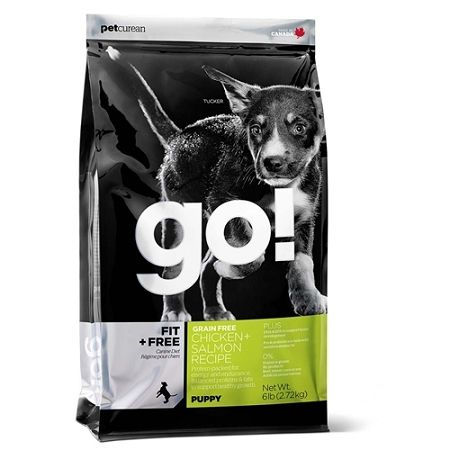Go Fit And Free Puppy Grain Free Dog Food 25 Lb Pet Food