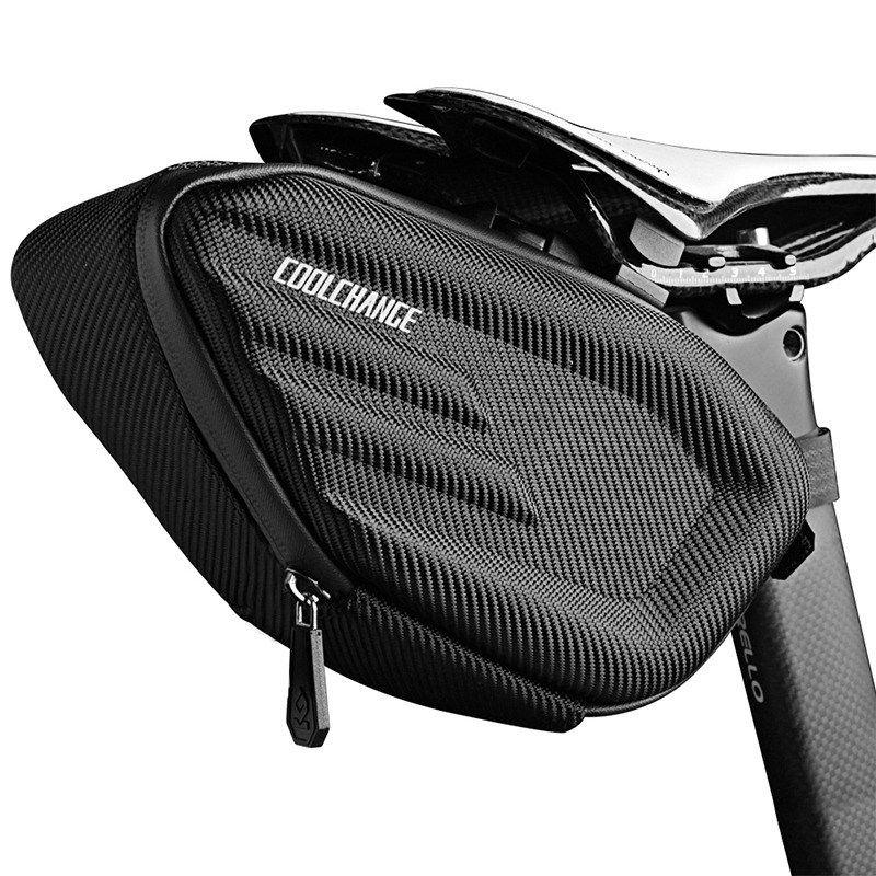Coolchange Bicycle Saddle Bag Waterproof Mtb Bike Rear Bag