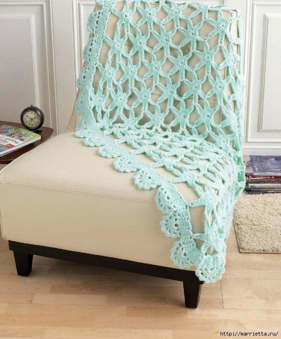 starfish blanket