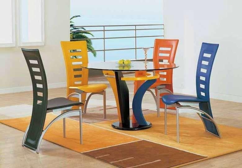 Sedute colorate   Sedia per sala da pranzo, Idee per ...