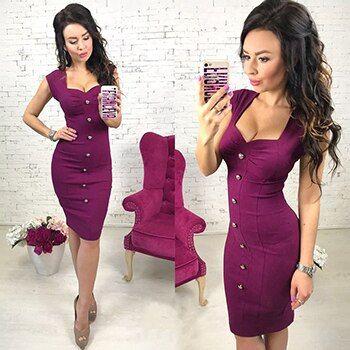 Summer square collar solid color short sleeve dress women party button shirt straight kneelength dresses vestidos #shortsleevedressshirts