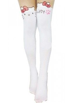 9334fe7d0 STOCKINGS | Hello Kitty 1 | Fashion~ | Clothes, Culture clothing ...