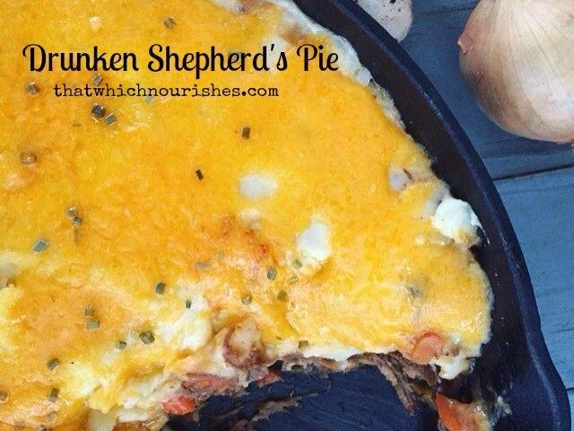 Drunken Shepherd's Pie