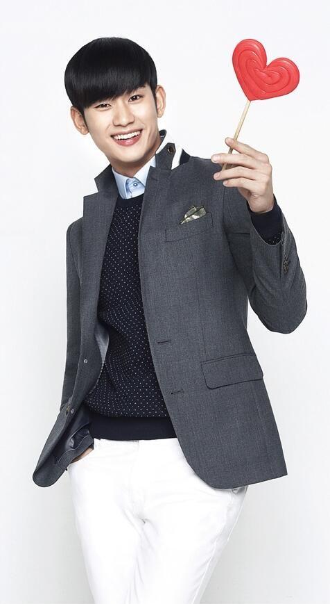 Kim Soo Hyun On Ziozia 김수현 Hd Selebritas Gambar