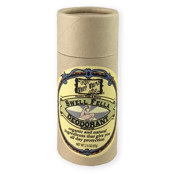 Swell Fella: Handcrafted Natural Deodorant
