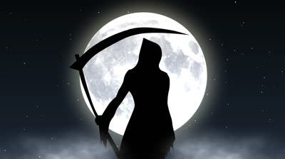 Grim reaper footage Stock clips & videos Grim reaper