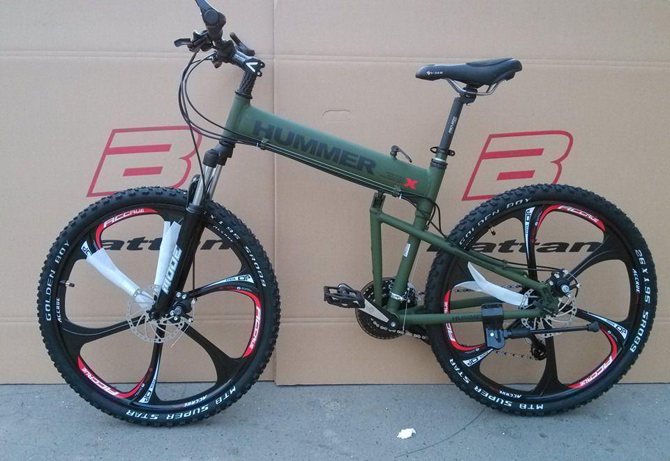 26 pulgadas de aluminio cuadro de la bicicleta plegable bicicleta de ...