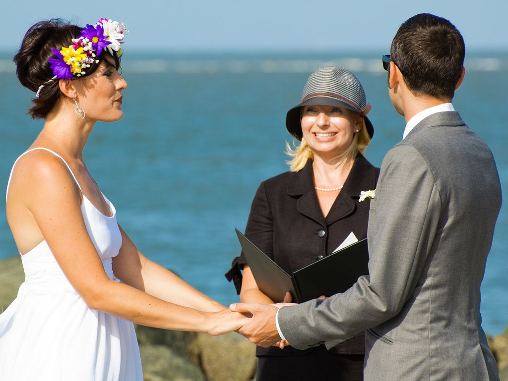 Wedding Officiants How To Find Someone To Legally Officiate Your Wedding Wedding Officiant Wedding Ceremony Script Officiants