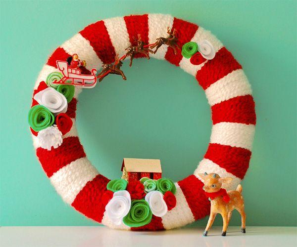 Photo of 50+ Handmade Christmas Wreaths for DIY Ideas