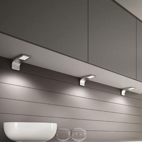 Cuisine Cuisine Pinterest Spot Led Spots Et LED - Spot sous meuble cuisine ikea pour idees de deco de cuisine