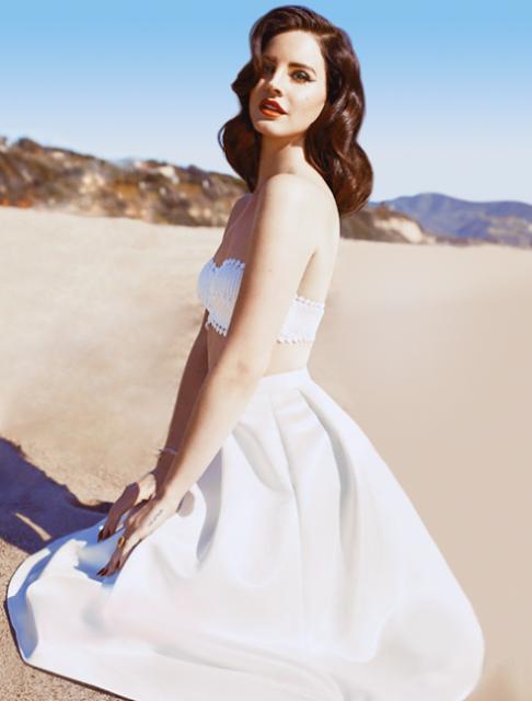 Photo of Lana Del Ray – Shameless girl crush!