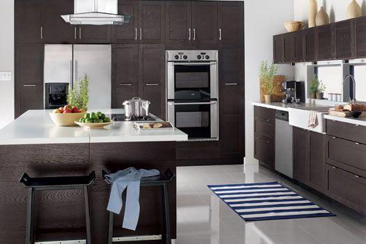 Cómo decorar cocinas Cocina moderna, Cocinas y Moderno
