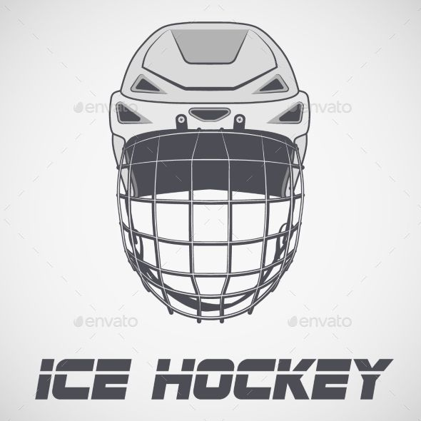 Hockey Helmet Sketch Hockey Helmet Hockey Hockey Helmets