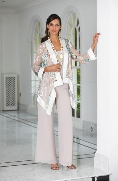 Special Occasion Pant Suits For Ladies