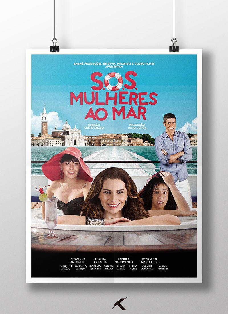 S O S Mulheres Ao Mar Globo Filmes Filmes Mulheres