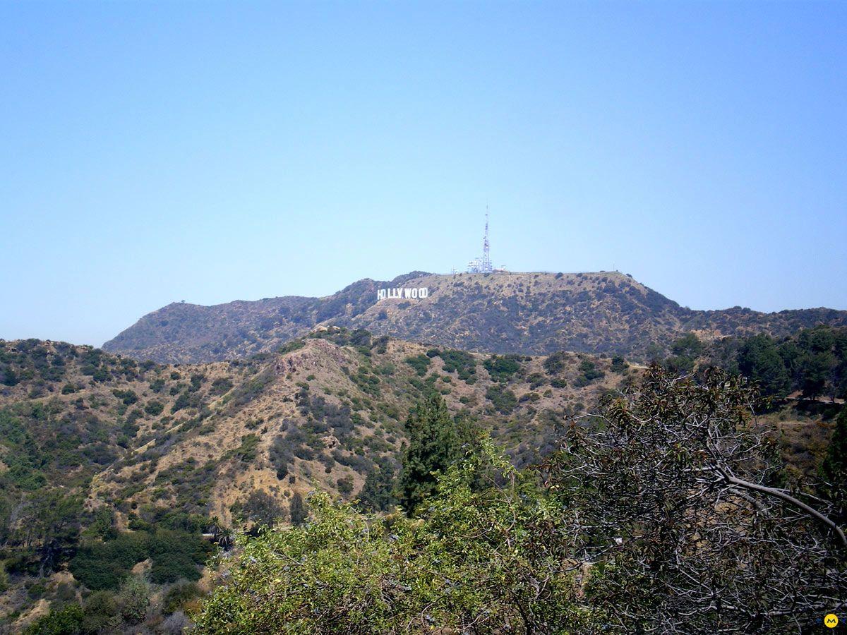 EMY en los Angeles. Hollywood.