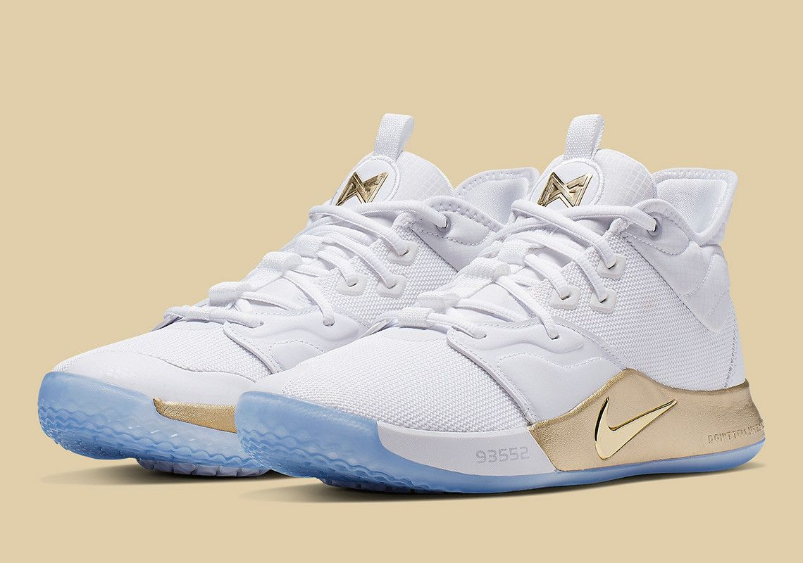 Nasa Nike Pg 3 Apollo Missions Ci2666 100 Release Info Sneakernews Com Girls Basketball Shoes Nike Basketball Shoes Nike