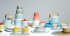 Colour Porcelain by