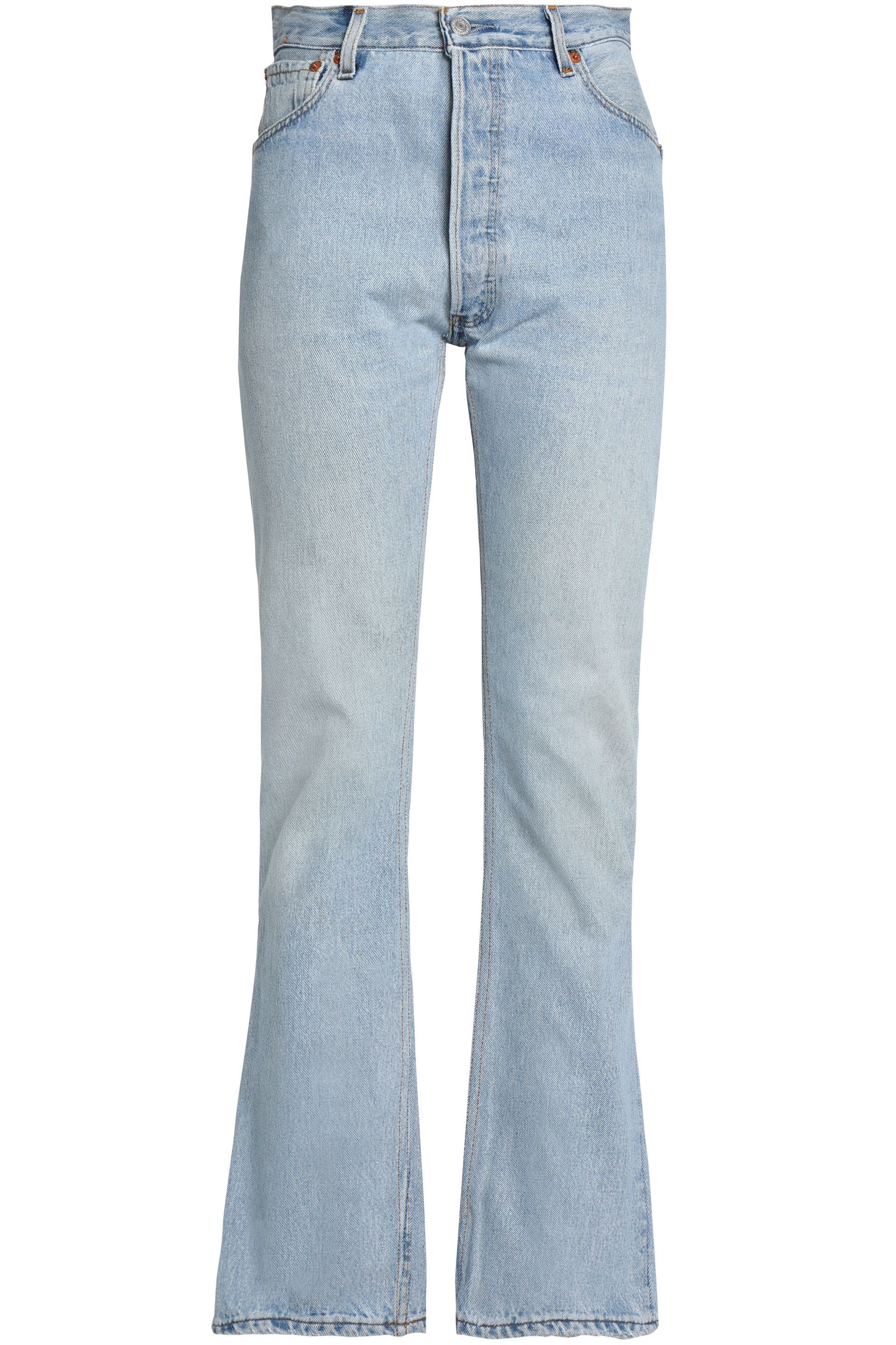 bootcut jeans - Blue Re/Done Fi0RlC7