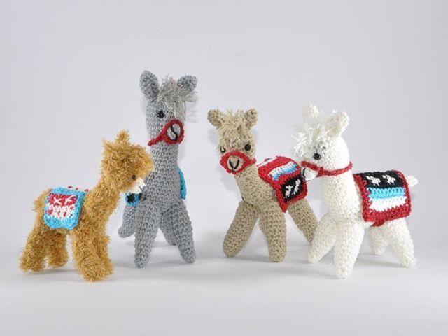 Alpaca Amigurumi Crochet Pattern | Crochet | Pinterest | Alpacas ...