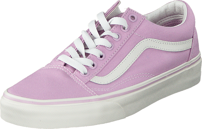 Vans Old Skool Winsome OrchidBlanc De Blanc Girl Shoes