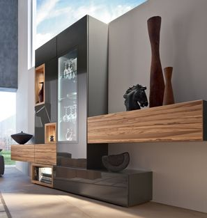 hulsta neo wandmeubel interieur paauwe zonnemaire media wall unit furniture living room. Black Bedroom Furniture Sets. Home Design Ideas