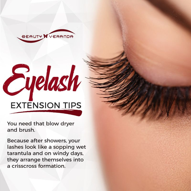 Can You Get Eyelash Extensions Wet In The Shower The Same With The Hair Our Eyelashes Also Need To Blow Dry And Brush To Maintain Its Gorgeous Look For More Inquiries Eyelash Extensions Eyelashes Blow Dry