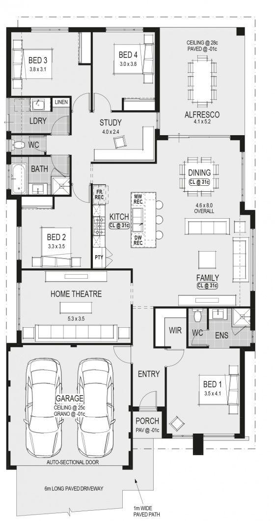 Pin By Amanda Marsh On Home Decor Design House Design Latest House Designs Storey Homes