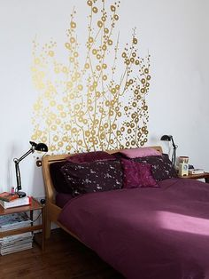 paint headboard on wall - Google-søgning & paint headboard on wall - Google-søgning | Bedrooms | Pinterest ...