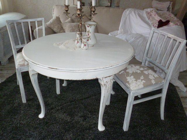 Tische - ~*♥~ Vintage Tisch Shabby Chic~*♥ - ein Designerstück