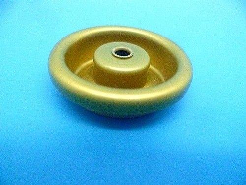 Mounting Cup L42J-3.15B model: L42J-3.15B size: 1 inch meterial: aluminium colour: golden dosage: 25ul, 50ul, 75ul, 100ul, 120ul, 150ul, 200ul  platform: big