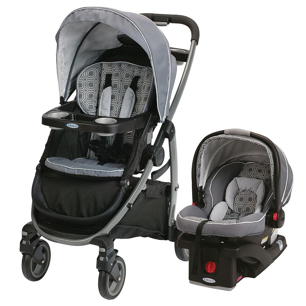 Graco Modes Travel System with SnugRide Click Connect 35