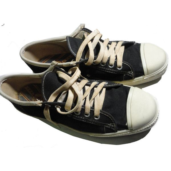 43 Converse Keds Black Star 1950s All Vintage Sneakers Tiffs 10 Pro 54ARj3L