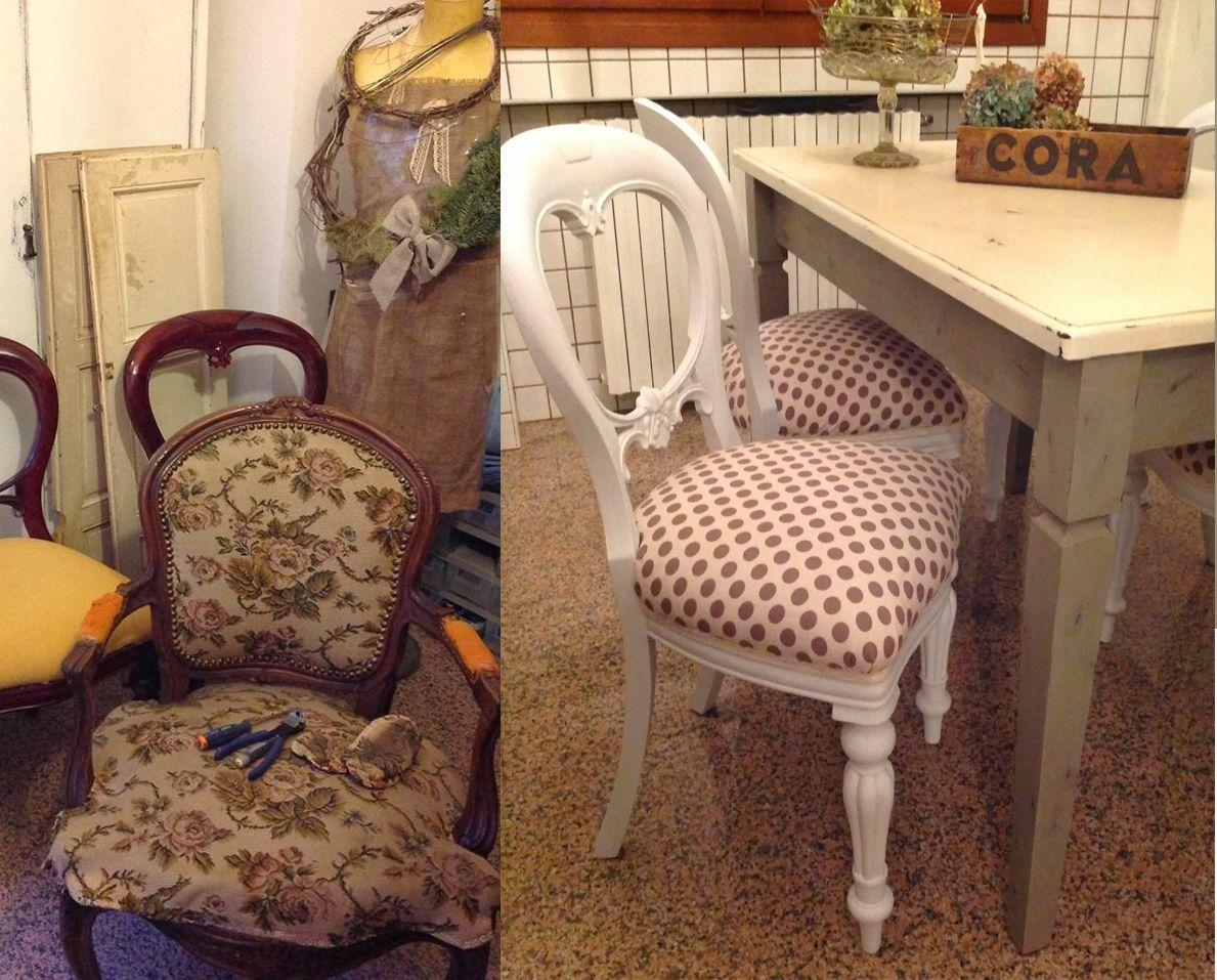 Ridipingere una sedia ispirazioni shabby chair for Ikea ispirazioni