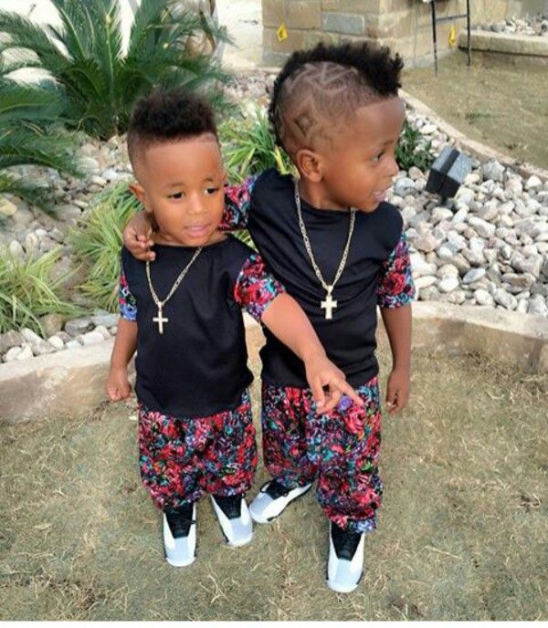 Imgs For > Cute Twin Babies With Swag | VISION 2015 ...