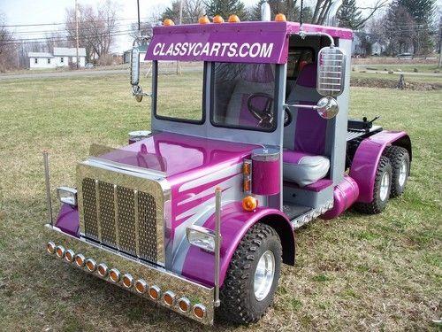 Classy Carts Llc - Custom Golf Carts, Parts   Florida