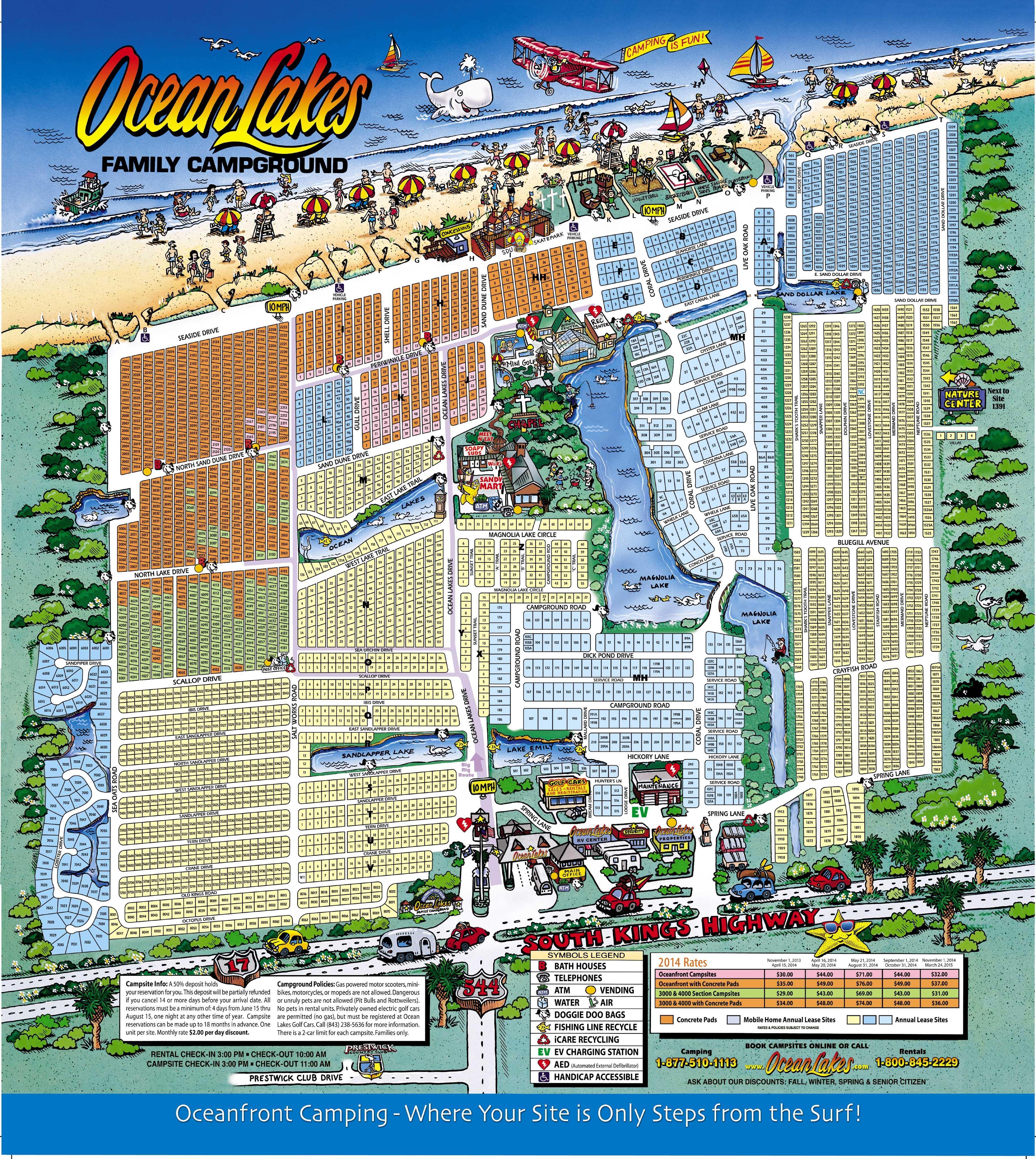 Visit myrtle beach, Camping locations, Myrtle beach